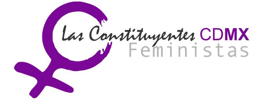 Las Constituyentes CDMX Feministas